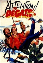 Une Fille ça Va, Trois, Attention Les Dégâts! (1985) afişi