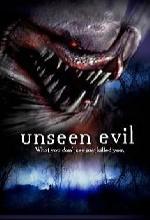 Unseen Evil (2001) afişi