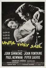 Until They Sail (1957) afişi