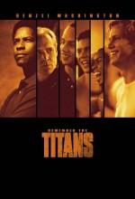 Unutulmaz Titanlar (2000) afişi