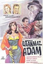 Utanmaz Adam (1961) afişi