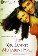 Uuf Kya Jaadoo Mohabbat Hai... (2004) afişi