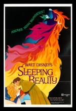 Uyuyan Güzel (1959) afişi