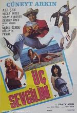 Üç Sevgilim (1979) afişi