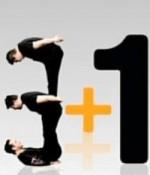 Üç artı bir (2013) afişi