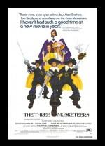 Üç Silahşörler (1973) afişi