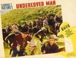 Undercover Man (1942) afişi