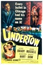 Undertow (1949) afişi