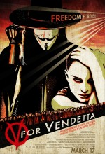V For Vendetta (2005) afişi