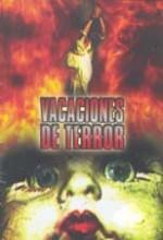 Vacaciones De Terror (1988) afişi