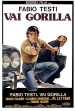 Go Gorilla Go (1976) afişi