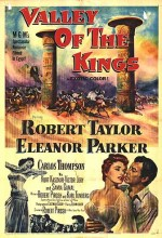 Valley Of The Kings (1954) afişi