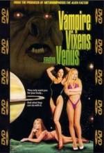 Vampire Vixens From Venus (1995) afişi