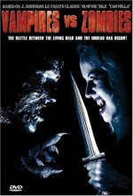 Vampirler Zombilere Karşı (2004) afişi
