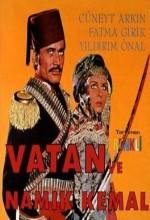Vatan Ve Namık Kemal (1969) afişi