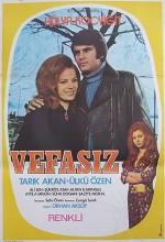 Vefasız (1971) afişi