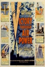 Victory Through Air Power (1943) afişi