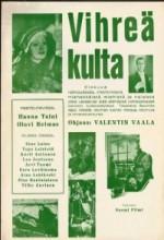 Vihreä Kulta (1940) afişi