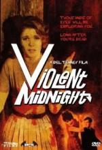 Violent Midnight (1963) afişi
