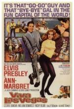 Viva Las Vegas (1964) afişi