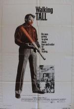 Walking Tall(ı) (1973) afişi