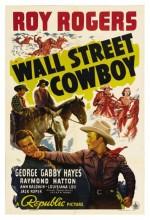 Wall Street Cowboy (1939) afişi