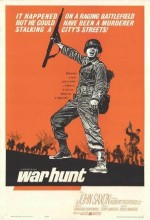 War Hunt (1962) afişi