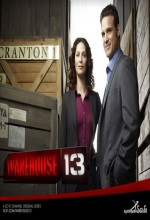 Warehouse 13 (2010) afişi
