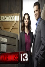 Warehouse 13 (2009) afişi