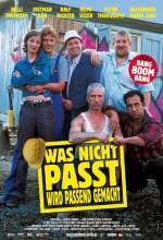 Was Nicht Passt, Wird Passend Gemacht (2002) afişi