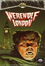 Werewolf Of London (1935) afişi