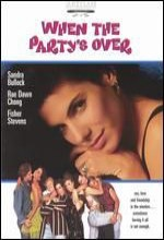 When The Party's Over (1992) afişi
