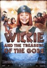 Vicky ve Tanrıların Hazinesi (2011) afişi