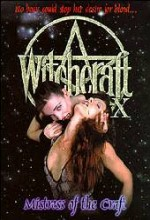 Witchcraft X: Mistress Of The Craft (1998) afişi