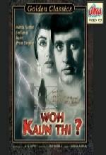 Woh Kaun Thi (1964) afişi
