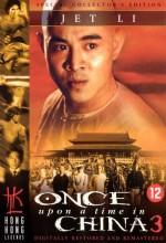 Wong Fei Hung Ji Saam: Si Wong Jaang Ba (1993) afişi