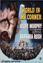 World In My Corner (1956) afişi