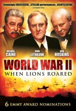 World War II: When Lions Roared (1994) afişi