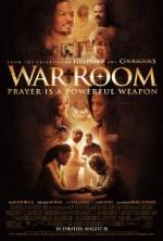 Savaş Odası (2015) afişi