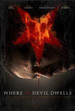 Where the Devil Dwells (2014) afişi