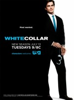 White Collar (2010) afişi