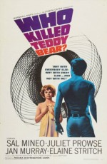 Who Killed Teddy Bear (1965) afişi