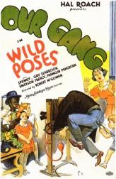Wild Poses (1933) afişi