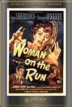 Woman on the Run (1950) afişi