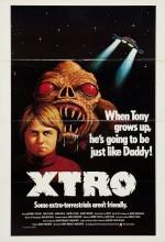 Xtro (1983) afişi