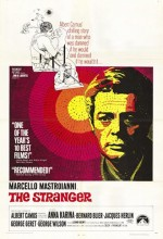The Stranger (1967) afişi