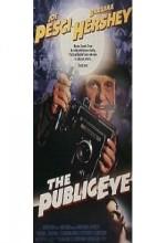 The Public Eye (1992) afişi