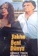 Yaktın Beni Dünya (1980) afişi