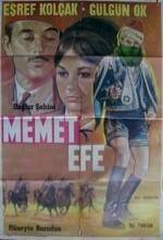 Yalnız Efe (1964) afişi