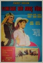 Yemende Bir Avuç Türk (1970) afişi